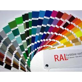 Покраска в любой цвет по каталогу RAL и другим палитрам